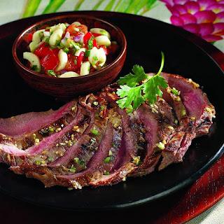 Brazilian Grilled Flank Steak