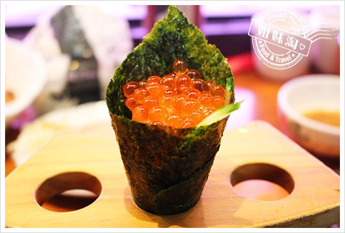 台中鵝房宮 鮭魚卵