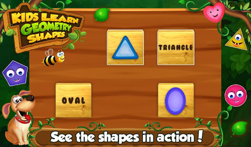 Kids Learn Geometry Shapes v1.0.2