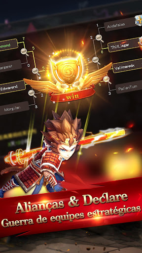 Paradise War - Global 3D ARPG