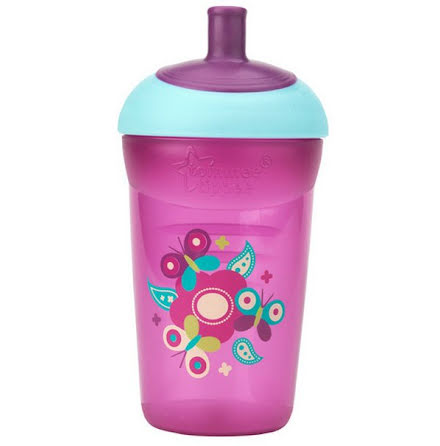 Tommee Tippee Explora Active Sporty 360ml, Rosa