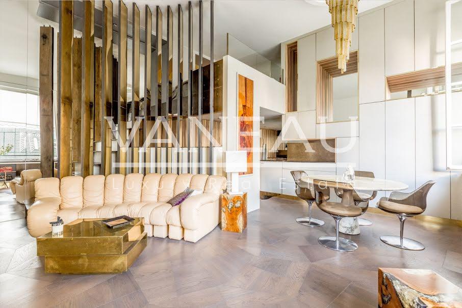Vente studio 1 pièce 50.46 m² à Paris 16ème (75016), 997 500 €