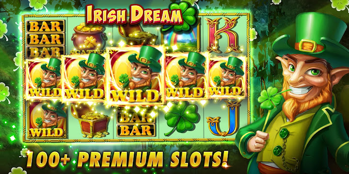 Huuuge Casino - Slot Machines & Free Vegas Games Android App Screenshot