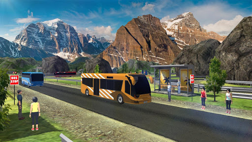 Bus Simulator 2018 Free 4.9 screenshots 3