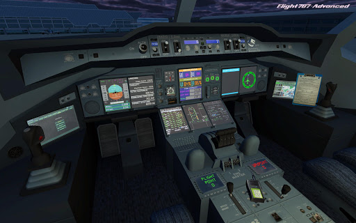 Flight 787 - Advanced - Lite 1.8 screenshots 10