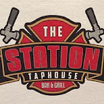 Logo for The Station Tap House Bar and Grill - Banning