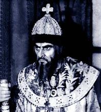 Photo: an orthidox patriarch