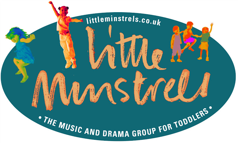 Photo: An actor friend of mine who's also a brilliant singer +Melanie Avon is starting a local toddlers drama workshop. This is their fun little logo which might look nice on tiny tee shirts and little hats. #kids #drama #musicmonday
