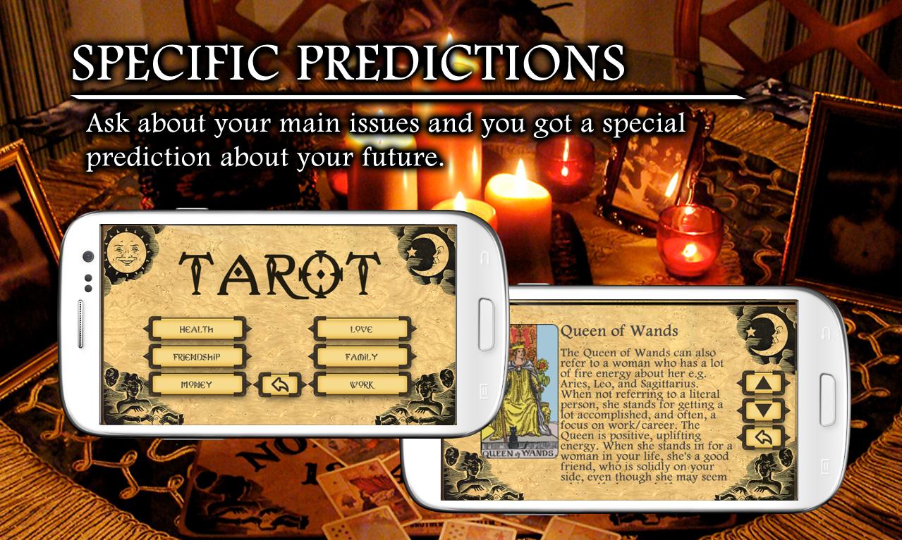 Tarot Cards Free- screenshot