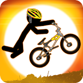 Stickman Bike : Pro Ride