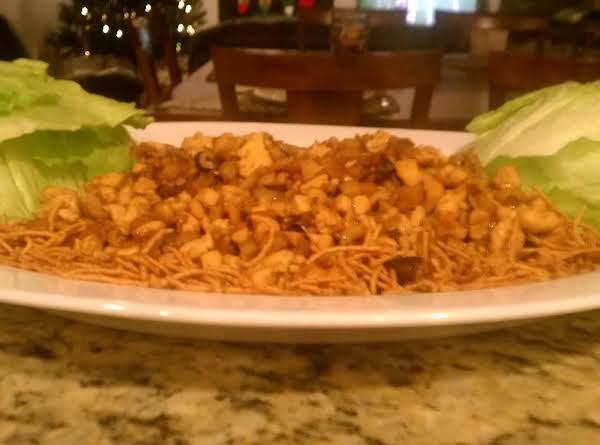 Lettuce Wraps, Big Bill Style Recipe
