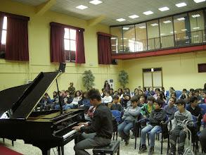 Photo: lezione-concerto 23/04/2013