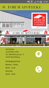 Forum Apotheke- screenshot thumbnail