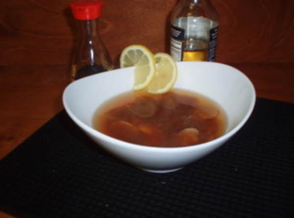 Chinese Sweet And Sour Soup Recipe