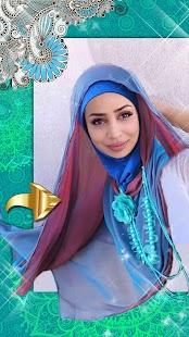 Hidžáb Úprava Fotek Obličeje - náhled