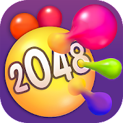 App Icon for 2048 3D App in United States Play Store