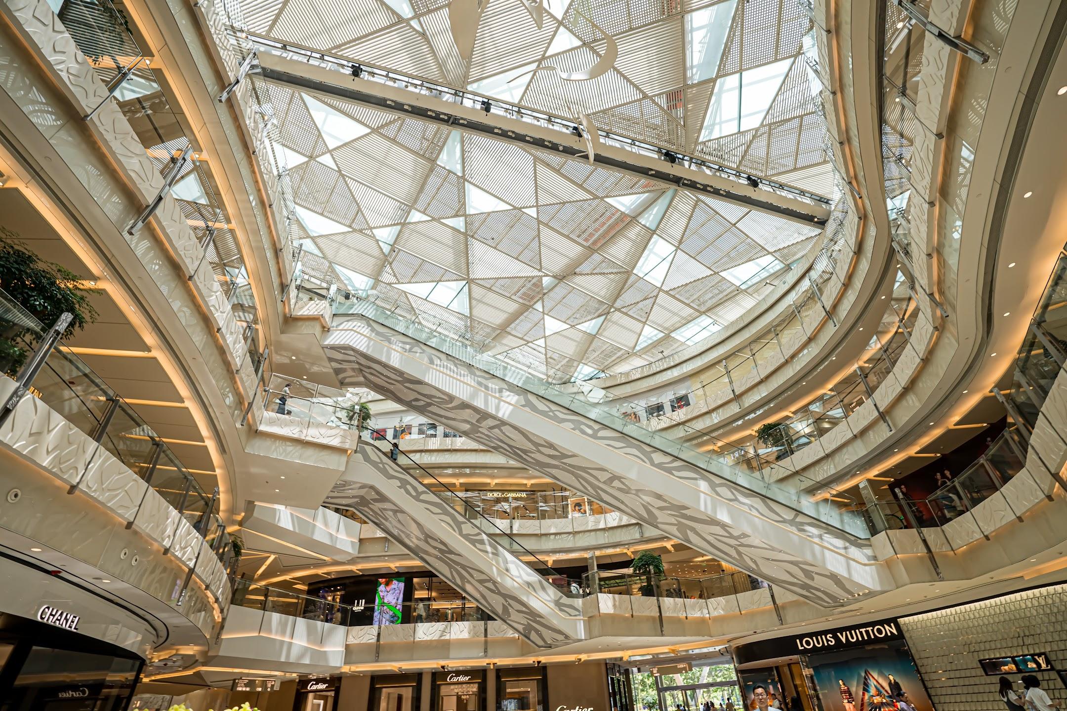 上海 ifc Mall3