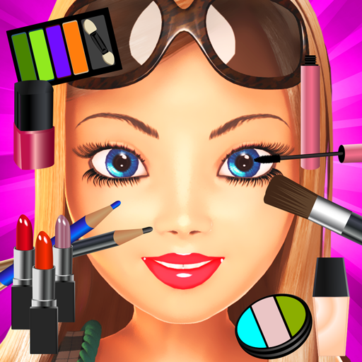 Violetta Make Up Beauty Salon Icon