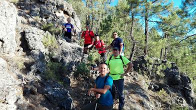 Photo: Descenso de los Picos.
