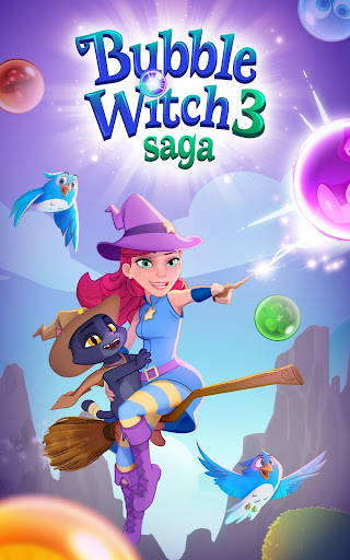 Bubble Witch 3 Saga 4.12.4 screenshots 11