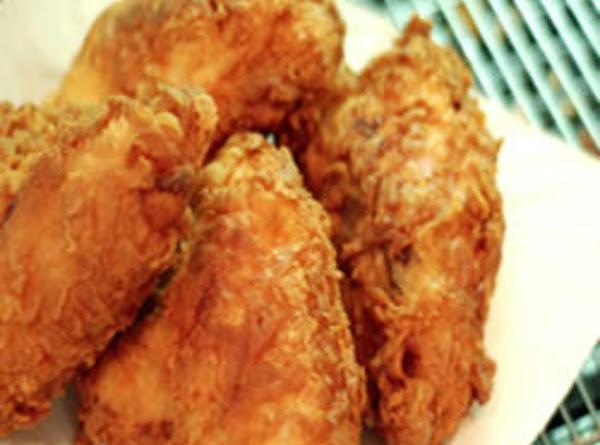 Deep Fried Chicken In French Fryer Recipe