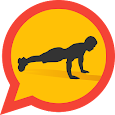 Bodytastic:100 Push Up Workout icon