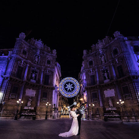 Wedding photographer Alessio Falzone (alessioph). Photo of 27.12.2017