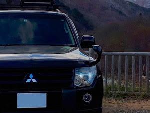 パジェロ V83Wのカスタム事例画像 Morizoさんの2020年11月29日19:04の投稿
