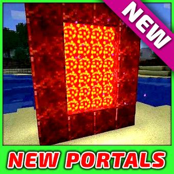 New Portal Mod for Minecraft