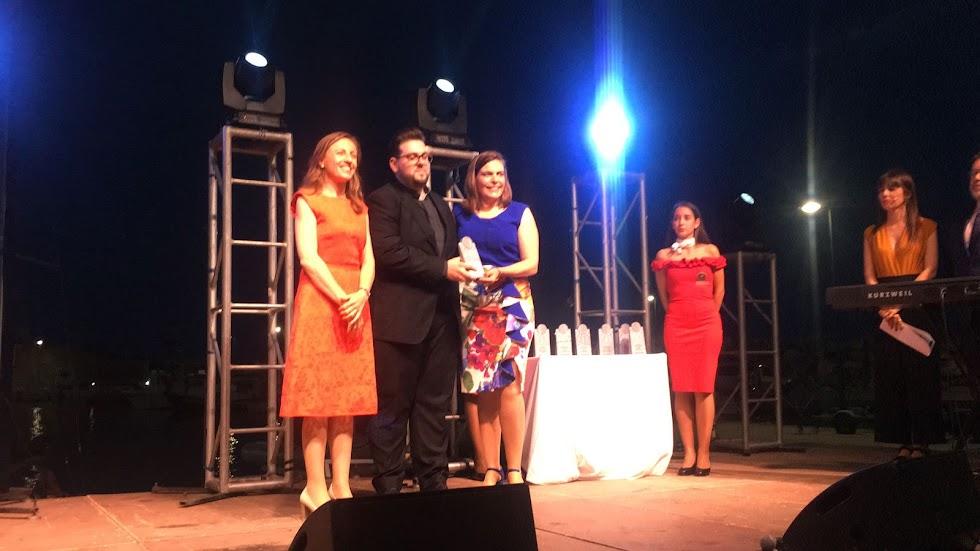 Las Fiestas de San Sebastián de Lubrín, de Interés Turístico de Andalucía, Premio Sociedad.