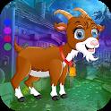 Best Escape Game 460 Alpine Goat Rescue Game icon