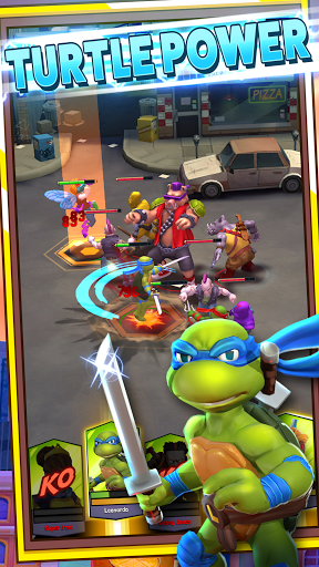 TMNT: Mutant Madness screenshots 1