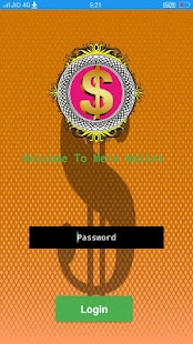 Mera Wallet 2 - náhled