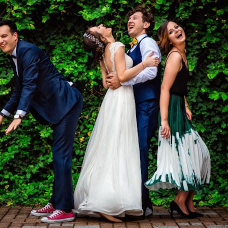 Wedding photographer Cristian Sabau (cristians). Photo of 19.09.2018