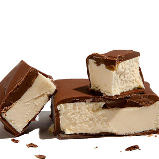 Chocolate-Dipped Vanilla Ice Cream Bars