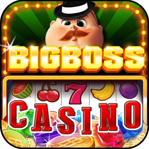 Big Boss - Free Slots & Baccarat & BlackJack
