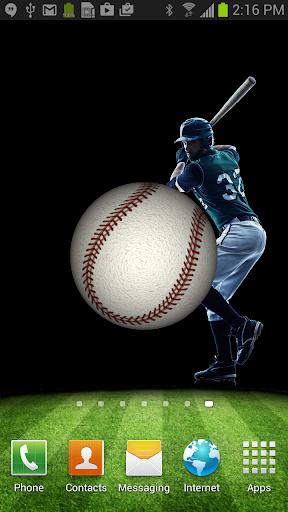Baseball Live Wallpaper