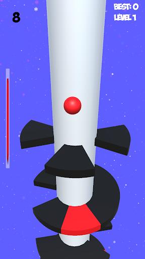 Télécharger Blast Drop Stack Ball apk mod screenshots 5