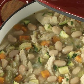 Bush's® Winter White Bean Chili.