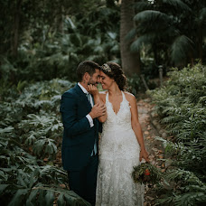 Wedding photographer Álvaro Guerrero (3Hvisual). Photo of 14.02.2018