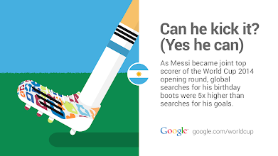Photo: The birthday boots sure did the trick. #GoogleTrends