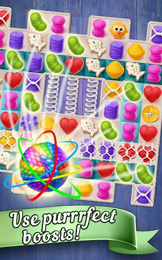 Knittens: Sweet Match 3 Puzzles & Adorable Kittens 1.31.130251 screenshots 2
