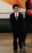 Photo: Xavier Brown as President Barack Obama