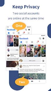 App Double APP Account - Parallel Space & App Clone APK for Windows Phone