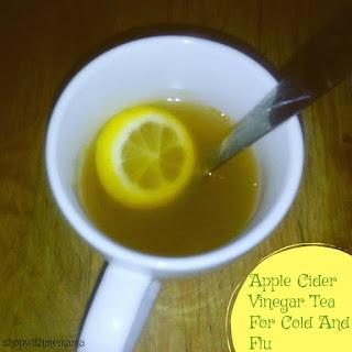 Apple Cider Vinegar Tea Recipes.
