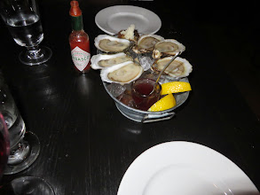 Photo: Started with a half dozen oysters