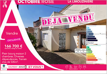 maison à La Limouzinière (44)