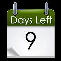 Day left Countdown icon