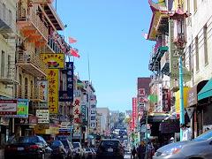 Visiter Chinatown
