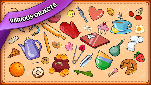 Hidden Objects - Puzzle Game apkpoly screenshots 4